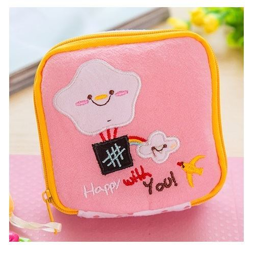 JTF2146 IDR.16.000  MATERIAL PLUSH SIZE L11XH11XW4.5CM WEIGHT 100GR COLOR PINK