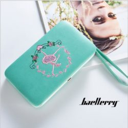 JTF2311-green Dompet Fashion Modis Cantik