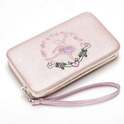 JTF2311-pinkgold Dompet Fashion Modis Cantik
