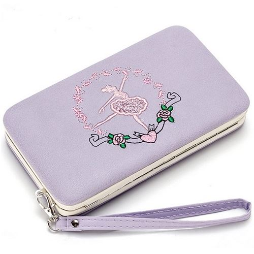 JTF2311 IDR.45.000 MATERIAL PU SIZE L17XH10XW3CM WEIGHT 250GR COLOR PURPLE