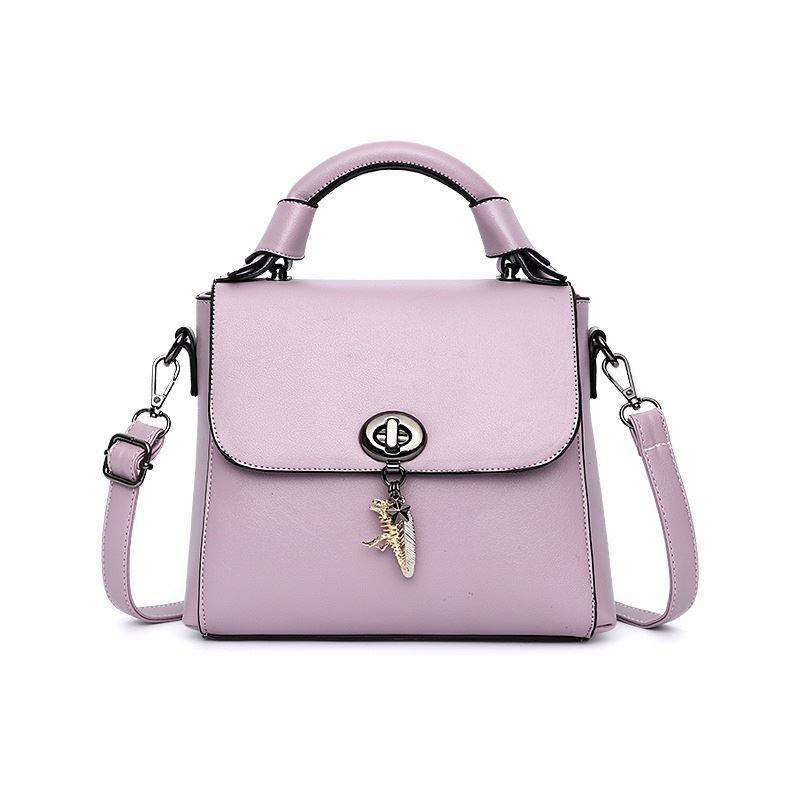 JTF2401 IDR.59.000 MATERIAL PU SIZE L23XH21XW12CM WEIGHT 800GR COLOR LIGHTPURPLE
