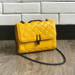 JTF2644-yellow Tas Clutch Selempang Wanita Import Terbaru