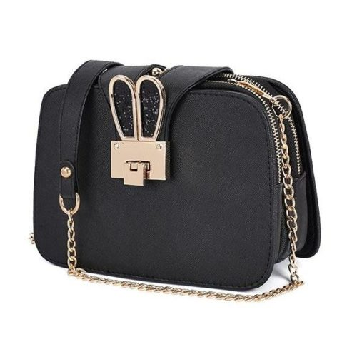 JTF2808-black Tas Clutch Wanita Elegan Import Cantik
