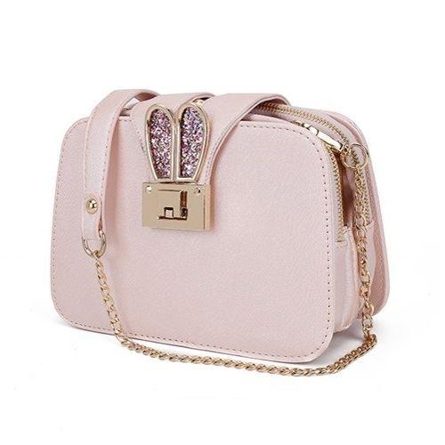JTF2808-pink Tas Clutch Wanita Elegan Import Cantik