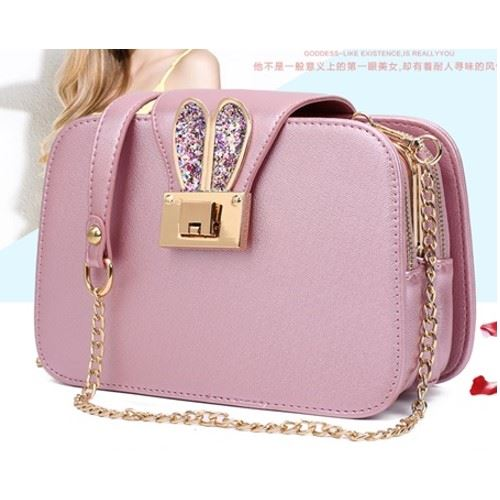 JTF2808 IDR.59.000 MATERIAL PU SIZE L22XH15XW9CM WEIGHT 600GR COLOR ROSEGOLD
