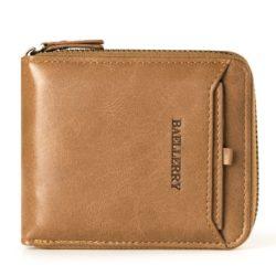 JTF3124-brown Dompet Lipat Baellerry Import Terbaru