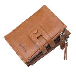 JTF3206-brown Dompet Kartu Baellerry Kekinian Import
