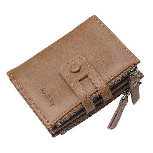 JTF3206-khaki Dompet Kartu Baellerry Kekinian Import