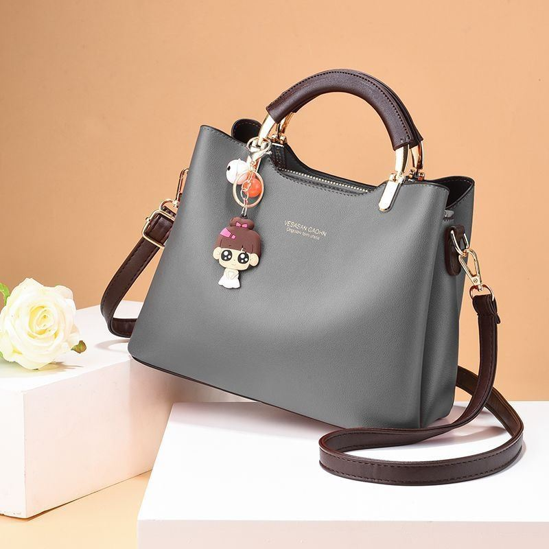 JTF328 IDR.95.000 MATERIAL PU SIZE L25XH20XW12CM WEIGHT 700GR COLOR GRAY