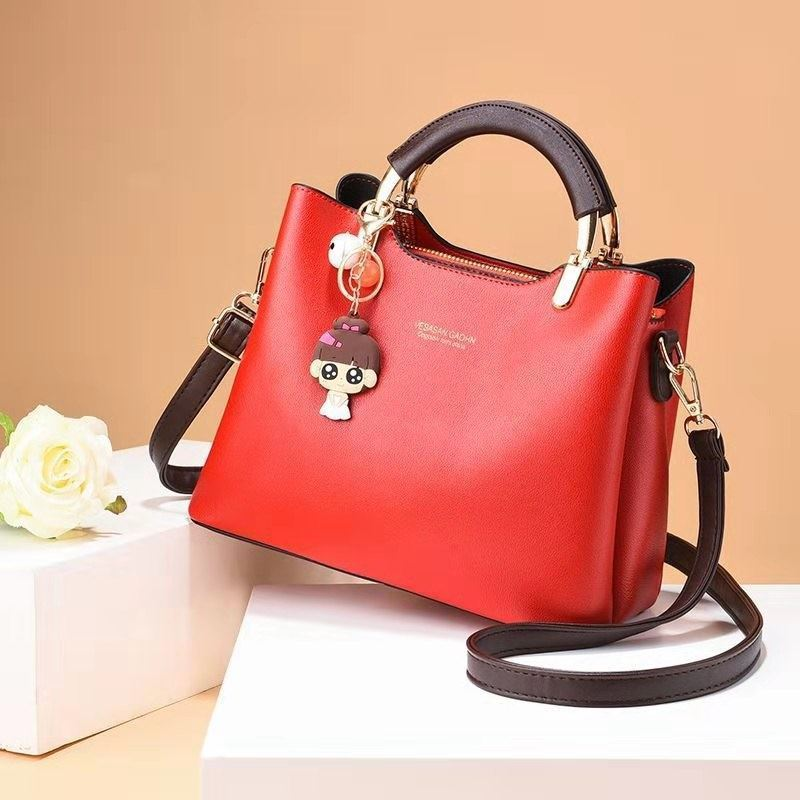 JTF328 IDR.95.000 MATERIAL PU SIZE L25XH20XW12CM WEIGHT 700GR COLOR RED