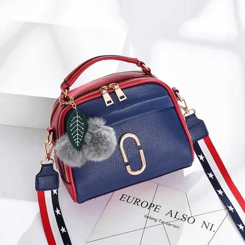 JTF3281 IDR.85.000 MATERIAL PU SIZE L23XH18XW12CM WEIGHT 600GR COLOR BLUE