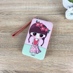 JTF338-pink Dompet Pidanlu Import Terbaru