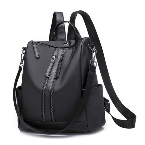 JTF3435-black Tas Ransel Fashion Import Wanita Cantik