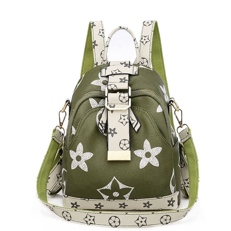 JTF34449 IDR.83.000 MATERIAL PU SIZE L21XH25XW12CM WEIGHT 600GR COLOR GREEN