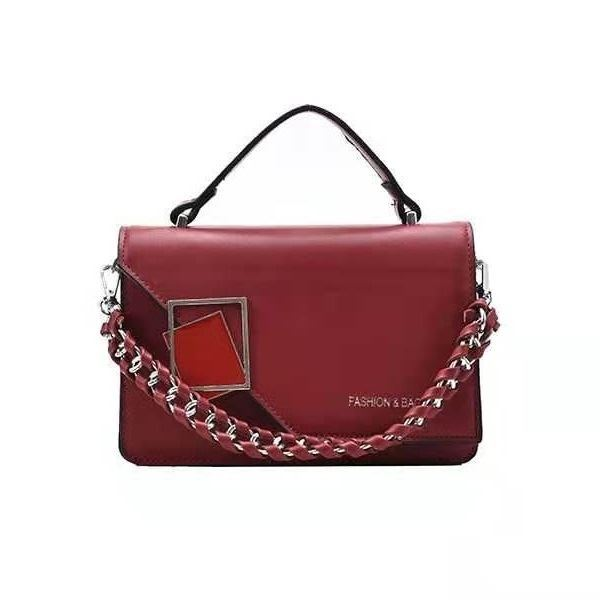 JTF34462 IDR.74.000 MATERIAL PU SIZE L20XH13XW8CM WEIGHT 550GR COLOR RED