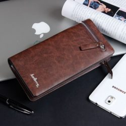 JTF357 IDR.50.000 MATERIAL PU SIZE L20.5XH10.5XW2.5CM WEIGHT 300GR COLOR DARKCOFFEE