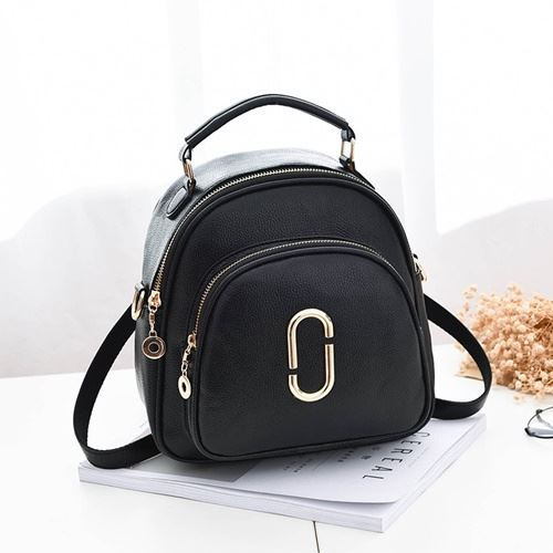 JTF35871 IDR.58.000 MATERIAL PU SIZE L23XH24XW15CM WEIGHT 600GR COLOR BLACK
