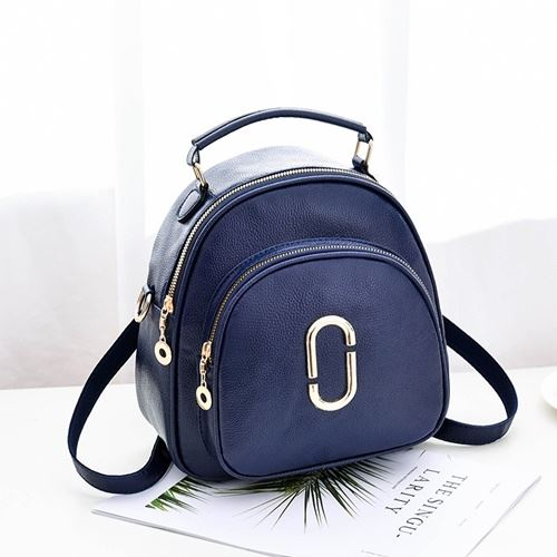 JTF35871 IDR.58.000 MATERIAL PU SIZE L23XH24XW15CM WEIGHT 600GR COLOR BLUE