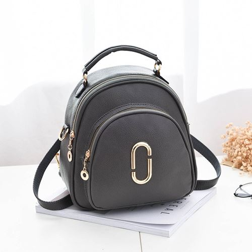 JTF35871 IDR.58.000 MATERIAL PU SIZE L23XH24XW15CM WEIGHT 600GR COLOR GRAY