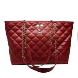 JTF368171-red Tas Selempang Besar Fashion Wanita Cantik Import