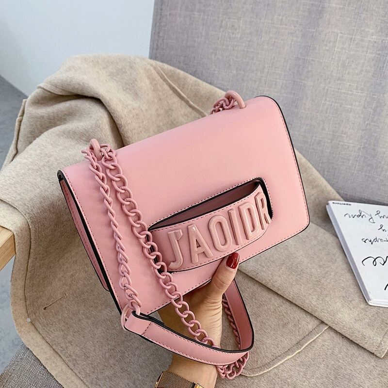 JTF3762 IDR.85.000 MATERIAL PU SIZE L22XH15XW8CM WEIGHT 510GR COLOR PINK