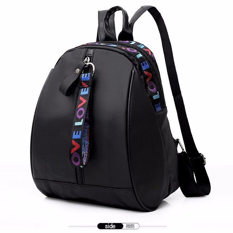 JTF377 IDR.102.000 MATERIAL NYLON SIZE L24XH27XW14CM WEIGHT 300GR COLOR BLACK