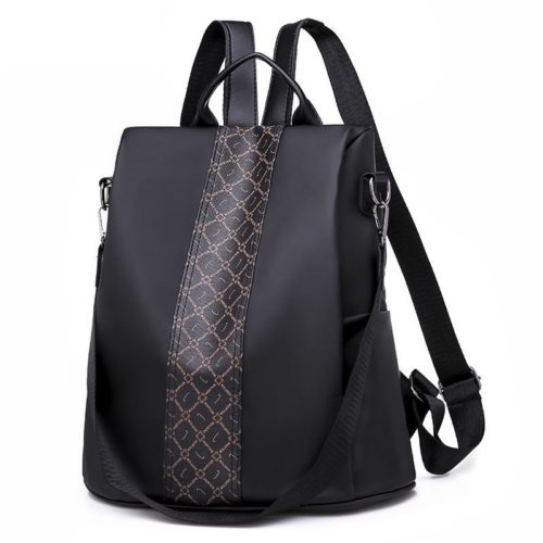 JTF4419 IDR.59.000 MATERIAL NYLON SIZE L32XH32XW15CM WEIGHT 450GR COLOR BLACK