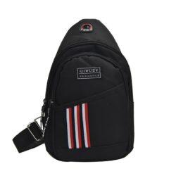 JTF5026-black Tas Sling Bag Pria Modis Import Terbaru