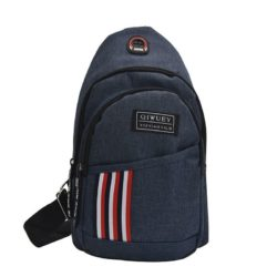 JTF5026-blue Tas Sling Bag Pria Modis Import Terbaru
