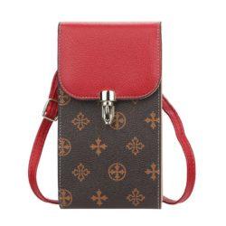 JTF5570-red Tas Handphone Sling Bag BAELLERRY Terbaru