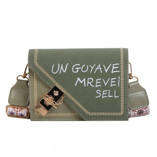 JTF5698-green Tas Selempang Clutch Fashion Import Wanita