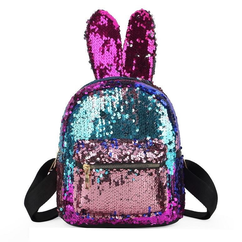 JTF600 IDR.59.000 MATERIAL SEQUIN (LED) SIZE L21XH23XW10CM WEIGHT 350GR COLOR BLUE