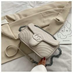 JTF6045-beige Tas Clutch Selempang Wanita Cantik Import