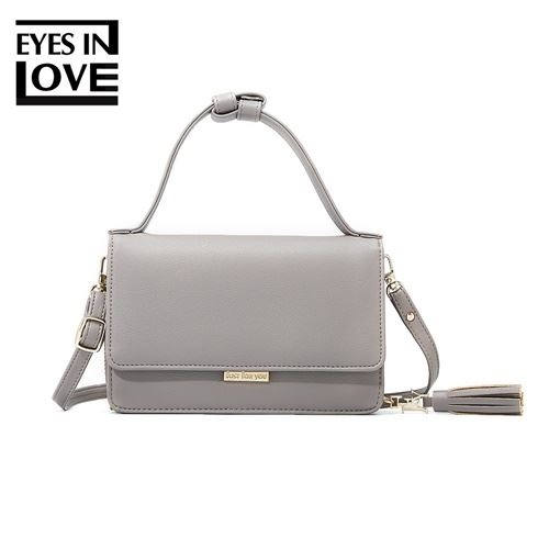 JTF608 IDR.70.000 MATERIAL PU SIZE L17.8XH12XW6CM WEIGHT 350GR COLOR GRAY