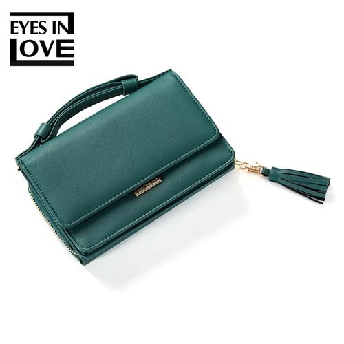JTF608 IDR.70.000 MATERIAL PU SIZE L17.8XH12XW6CM WEIGHT 350GR COLOR GREEN