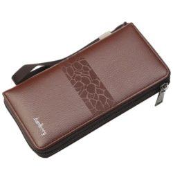 JTF6085-brown Dompet Panjang Pria BAELLERRY