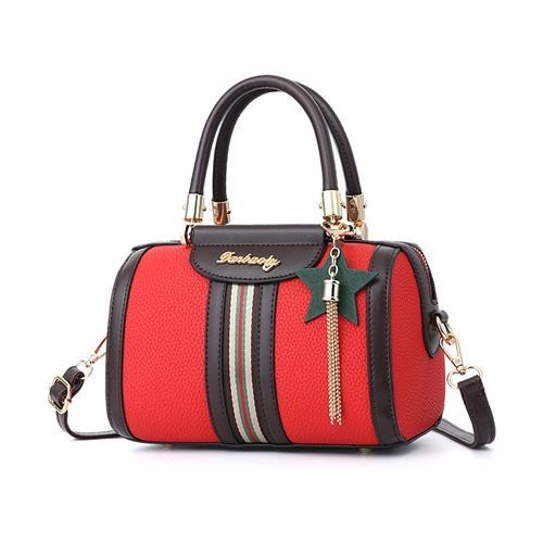 JTF617 IDR.75.000 MATERIAL PU SIZE L23XH16XW13CM WEIGHT 700GR COLOR RED