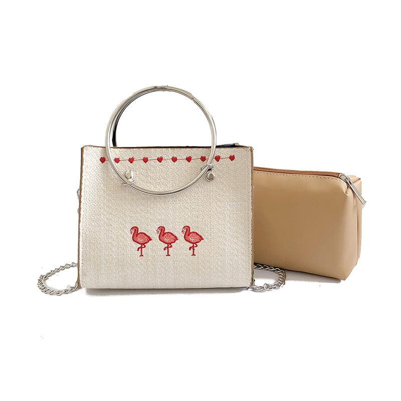 JTF6256 (2IN1) IDR.55.000 MATERIAL PU SIZE L17XH14XW8CM WEIGHT 350GR COLOR WHITE