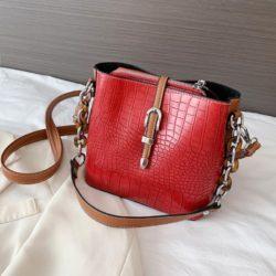 JTF6261-red Tas Selempang Fashion Import Wanita Cantik
