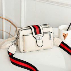JTF6868-beige Tas Selempang Fashion Modis Import Terbaru