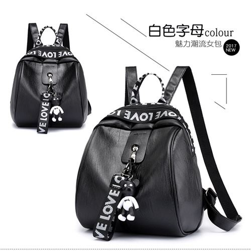 JTF6873 IDR.65.000 MATERIAL PU SIZE L22XH28XW13CM WEIGHT 600GR COLOR WHITE