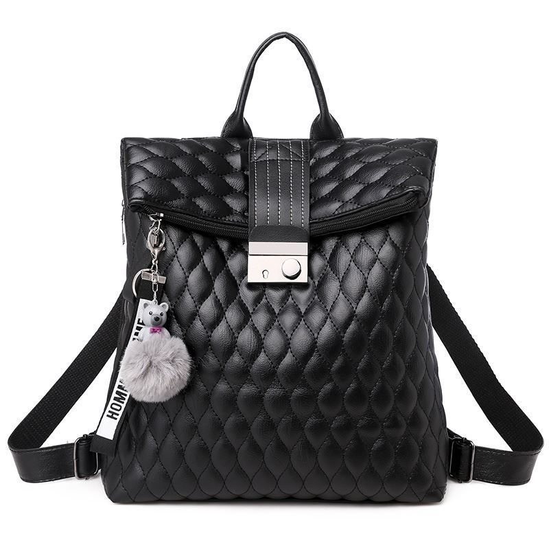 JTF7111 IDR.89.000 MATERIAL PU SIZE L30XH31XW14CM WEIGHT 600GR COLOR BLACK