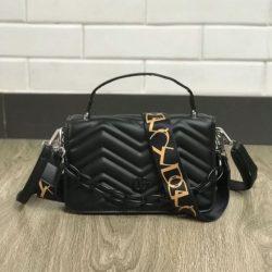 JTF7241-black Tas Handbag Selempang Pesta Wanita Cantik Elegan