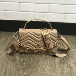JTF7241-khaki Tas Handbag Selempang Pesta Wanita Cantik Elegan