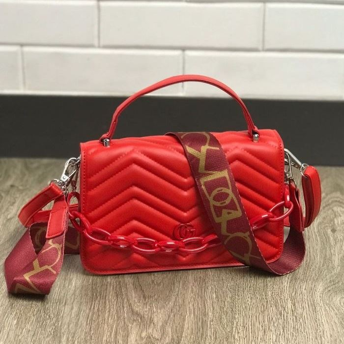 JTF7241 IDR.75.000 MATERIAL PU SIZE L23XH14XW8CM WEIGHT 550GR COLOR RED