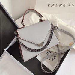 JTF7242-gray Tas Handbag Selempang Wanita Cantik Elegan Import