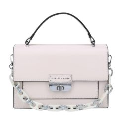 JTF7589-beige Tas Handbag Selempang Pesta Wanita Elegan Import