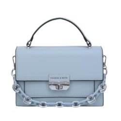 JTF7589 IDR.72.000 MATERIAL PU SIZE L20XH14XW8CM WEIGHT 500GR COLOR BLUE
