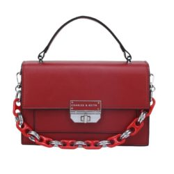 JTF7589 IDR.72.000 MATERIAL PU SIZE L20XH14XW8CM WEIGHT 500GR COLOR RED