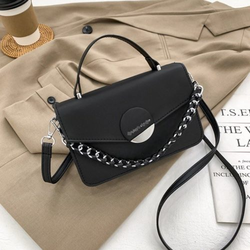 JTF7590-black Tas Selempang Pesta Wanita Elegan Import Terbaru